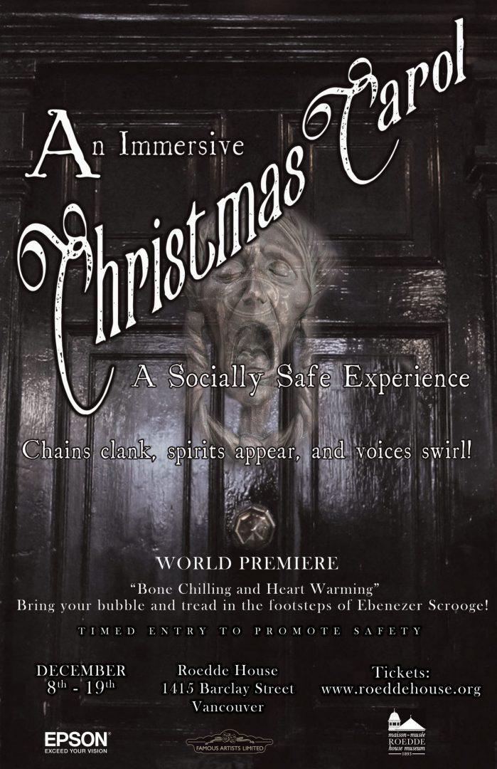 An Immersive Christmas Carol